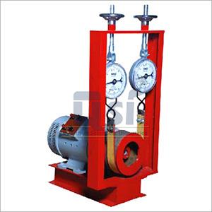 Dc Machine With Loading Arrangement