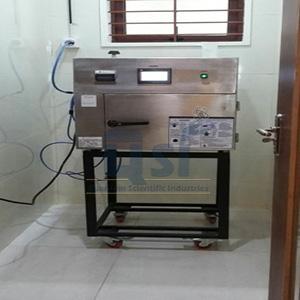 Ethyline Oxide Gas Sterlizer 50ltr