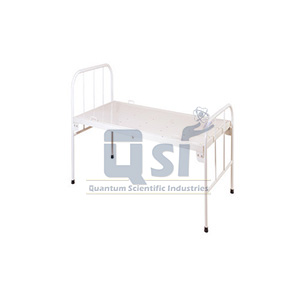 Semi Delux Hospital Plain Bed
