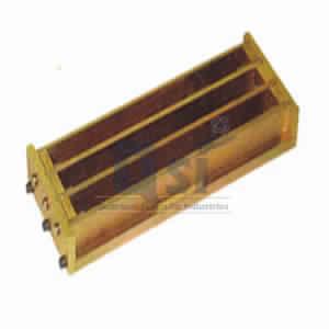 Shrinkage Bar Mould (Three Gang): RLE-104