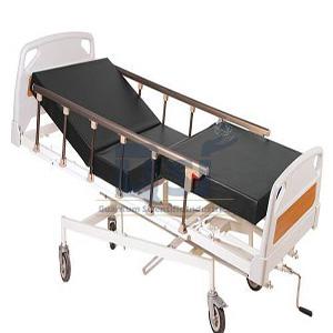 Mechanical ICU Bed