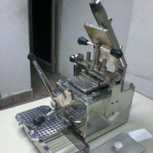 Capsule Filling Machine 100 Hole
