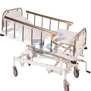 Hi Low Mechanical ICU Beds