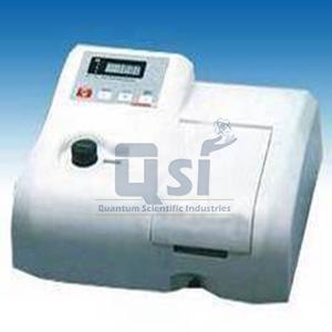 Microprocessor UV Vis Spectrophotometer